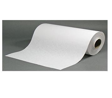 MG White Wrapping Paper Roll 15 in