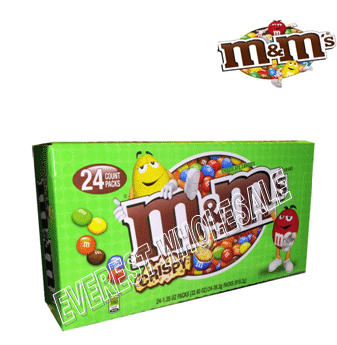 M & M Crispy 24 ct