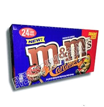 M & M * Caramel * 24 ct