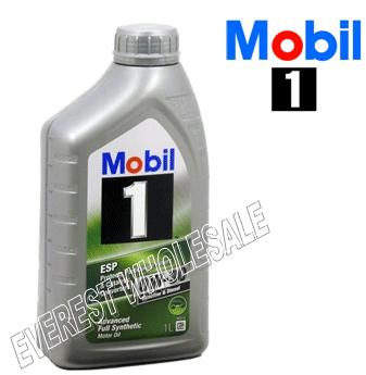 Mobil 1 Full Synthetic Motor Oil 1 Qt * 0W-30 * 6 pcs