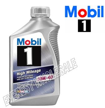 Mobil 1 Full Synthetic Motor Oil 1 Qt * 10W-40 * 6 pcs