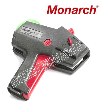 Monarch Pricing Gun With Ink Model. 1110 - 1 Line