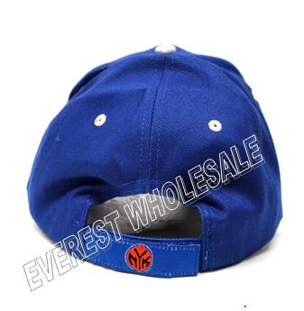 NBA NEW YORK Knicks Blue Cap Hat * 3 pcs