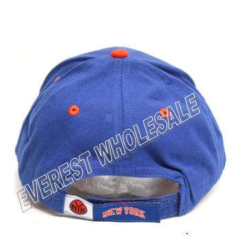 NEW YORK KNICKS Blue Cap Hat * 3 pcs