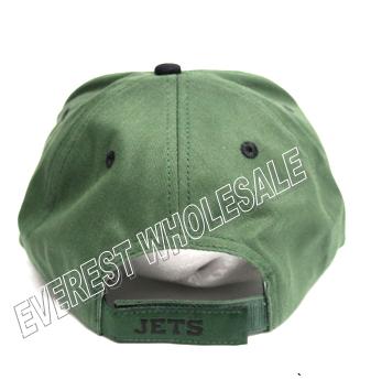 NFL NY JETS Green and Ivory Colors Cap Hat * 3 pcs