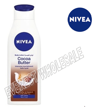 "Nivea Body Lotion "" Cocoa Butter "" 250 ml - 6 pcs"