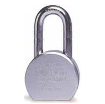 One Piece Heavy Duty Padlock 65 mm * 3 pcs