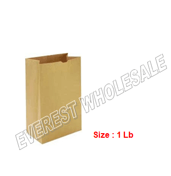 Kraft Paper Bag * # 1 * 500 ct pack