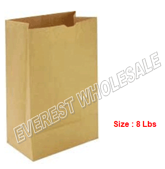 Kraft Paper Bag * # 8 * 500 ct pack