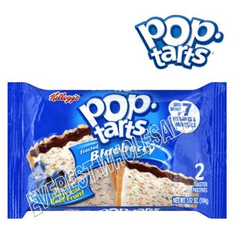 Kellogg's Pop Tarts * Blueberry * 6 ct