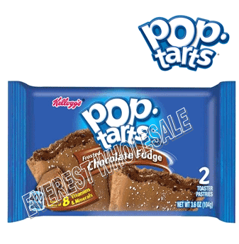 Kellogg's Pop Tarts * Chocolate Fudge * 6 ct