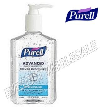 Purell Hand Sanitizer * Original * 8 oz * 12 pcs