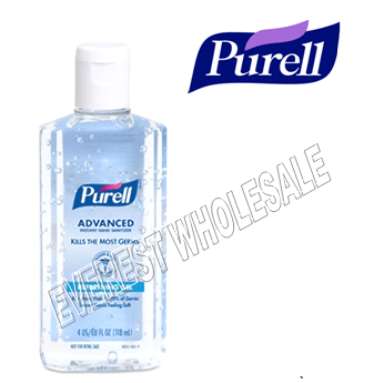 Purell Hand Sanitizer 4 fl oz * 12 pcs