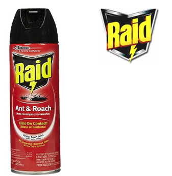 Raid Ant Killer 17.5 fl oz * Outdoor Fresh * 12 pcs