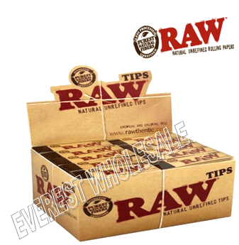 Raw Perforated Tips Regular * 50 pcs