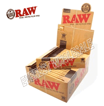 Raw Cigarette Paper Classic 1 1/4 * 24 ct