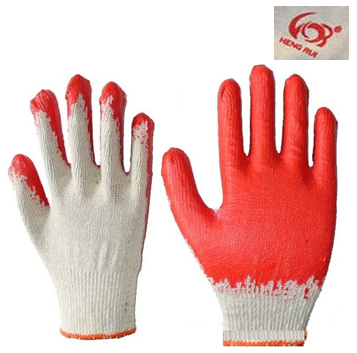 Working Gloves Heng Lui High Quality Red * 10 pairs