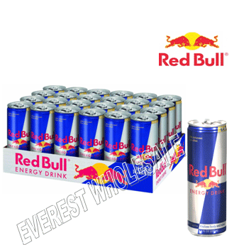 Redbull Energy Drink 8.4 fl oz * 24 cans