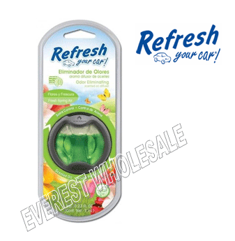 Refresh Oil Diffuser * Spring Fresh Air * 0.33 fl oz / 4 pcs