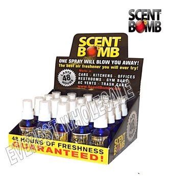 Scent Bomb Incense Spray * 20 pcs