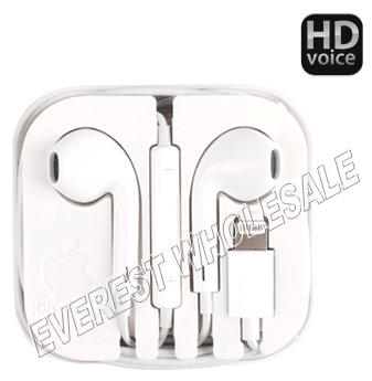 Stereo Earphone for Iphone * White *
