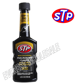 STP Fuel Injector Cleaner 5.25 fl oz * 12 pcs