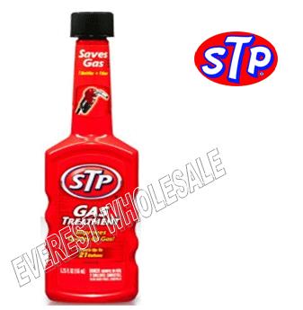 STP Gas Treatment Fluid 5.25 fl oz * 12 pcs