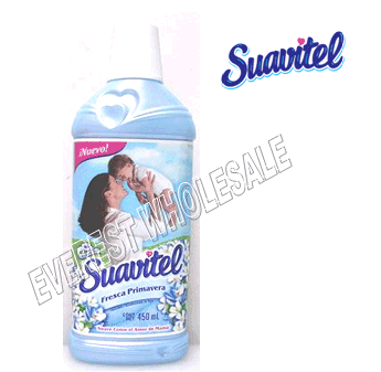 Suavitel Fabric Softener 850 ml * Field Flowers * 12 pcs / Case