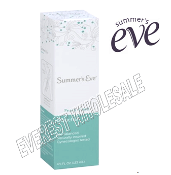 Summer's Eve Douche Fresh Scent 4.5 fl oz / Box * 12 Boxes