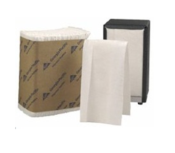 Tall Fold Napkin Restaurant Type 1 Ply * 8000 ct