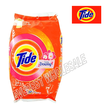 Tide Powder Laundry Detergent 330 g * With Downy * 30 pcs Case