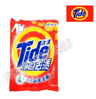 Tide Powder Detergent 260g import * Lemon Scent * 20 pcs