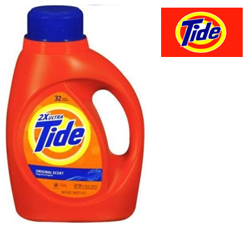 Tide Liquid Laundry Detergent 50 Fl Oz * Original * 6 pcs Case