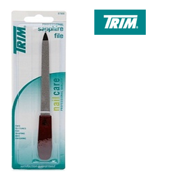 Trim Nail File Blister * 12 pcs