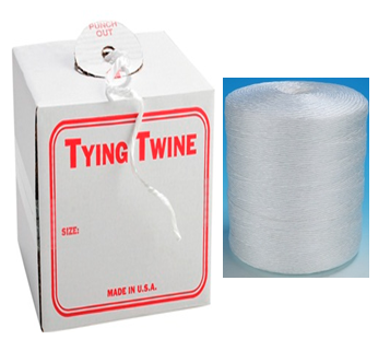 Polypropylene Tying Twine 3500 ft 1 Roll / Case