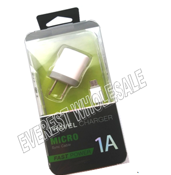 USB Travel Charging Set for Android