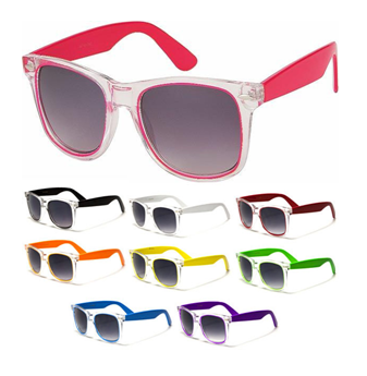 UV Protected Sun Glasses Assorted Designs * Youth * 12 pcs