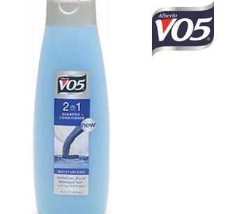 VO5 2 in 1 Shampoo & Conditioner Moisturizing 15 fl oz * 6 pcs