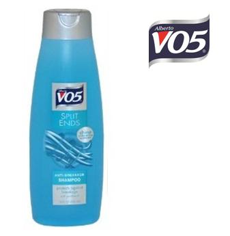 VO5 Shampoo 15 fl oz * Split Ends * 6 pcs