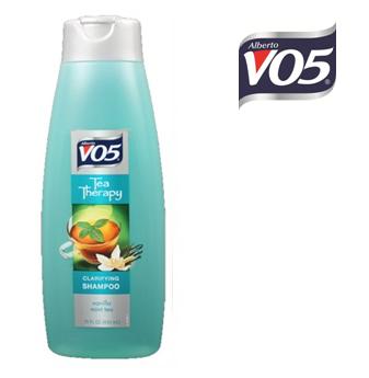 VO5 Shampoo 15 fl oz * Vanilla Mint Tea * 6 pcs