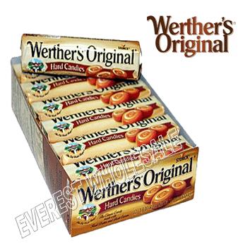 Werther`s Original Hard Candies * 12 pcs