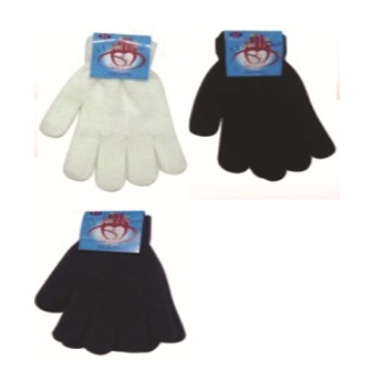 Magic Winter Gloves * Assorted Colors * 12 pcs