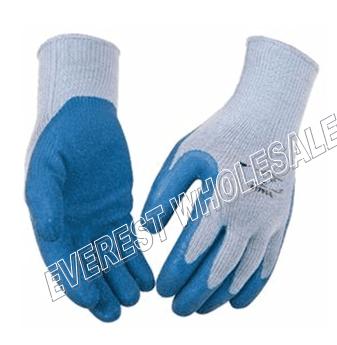 Working Glove Thermal * Blue * 6 pcs