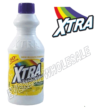 Xtra Bleach 24 fl oz * Fresh Lemon * 12 pcs