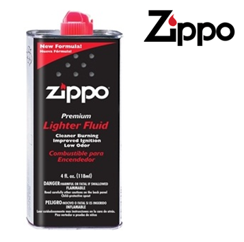 Zippo LIghter Fuel in Can 4 fl oz * 12 pcs