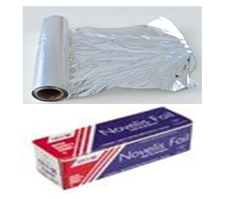 Aluminum Wrap Roll * 12 inch x 1000 ft